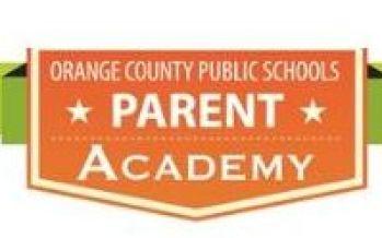 Orange County Public Schools Parent Academy – Nov 15