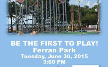 New Playground Opens in Eustis | My Central Florida Family
