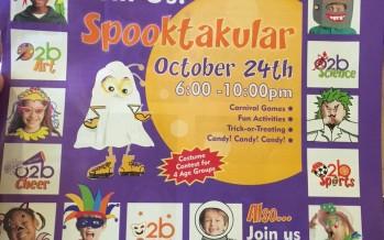 O2B Spooktacular Halloween | My Central Florida Family