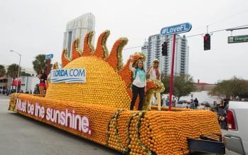 Florida Citrus Parade | My Central Florida Family