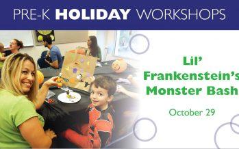 Lil' Frankenstein's Monster Bash