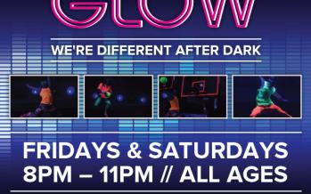 Glow at SkyZone Orlando