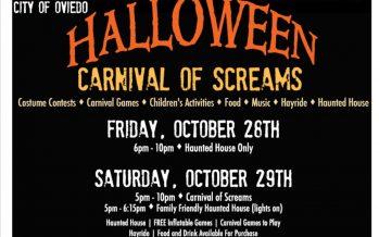 Halloween Carnival of Screams
