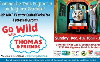 Central Florida Zoo and Thomas the Train