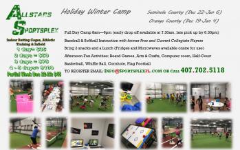 Sports Winter Camp