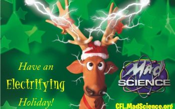 Holiday Break Camps at Oviedo Mad Science Lab