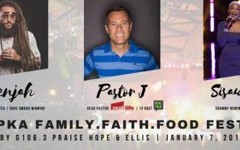 Apopka Family Faith Food Festival