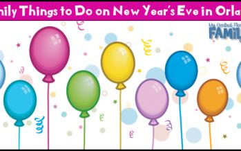 2016 Orlando Family New Year's Eve
