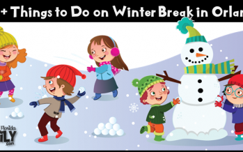 Winter Break Things to Do with Kids in Orlando