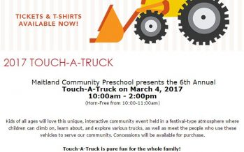 Maitland Touch a Truck