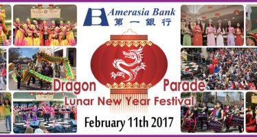 2017 Dragon Parade Orlando