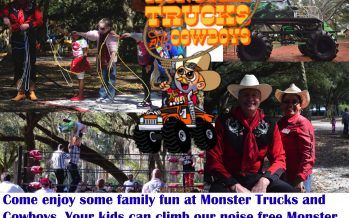 Green Meadows Farm Monster Trucks