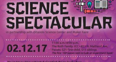 JCC Science Spectacular for Kids