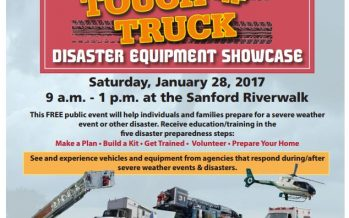 2017 Sanford Touch a Truck