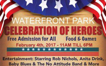 Clermont Hero Celebration