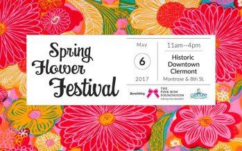 2017 Clermont Spring Flower Festival