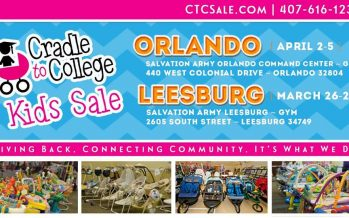 2017 Cradle to College Consignment Sale