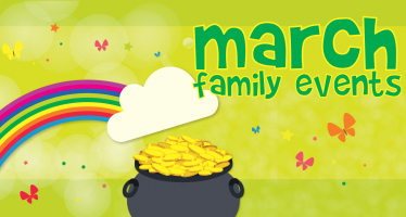 March – Things To Do with Kids in Central Florida