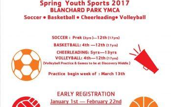 Orlando YMCA Youth Sports