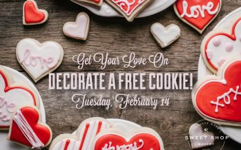 4 Rivers Valentine's Day Cookie Decorating