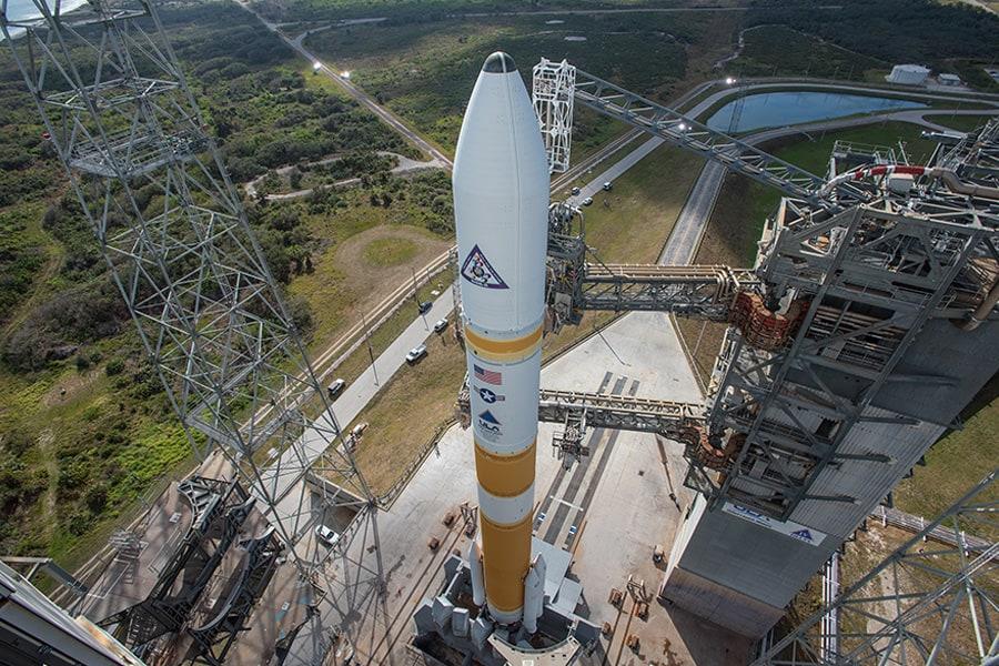 Central Florida Rocket Launch
