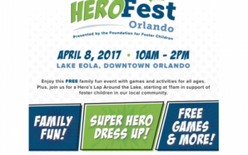 Herofest – Free Family Fun Event