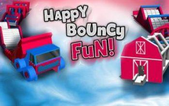 Krazy Kids Inflatable Fun Run