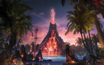 Universal Orlando Resort's Volcano Bay