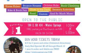 Spring Fun Family Expo
