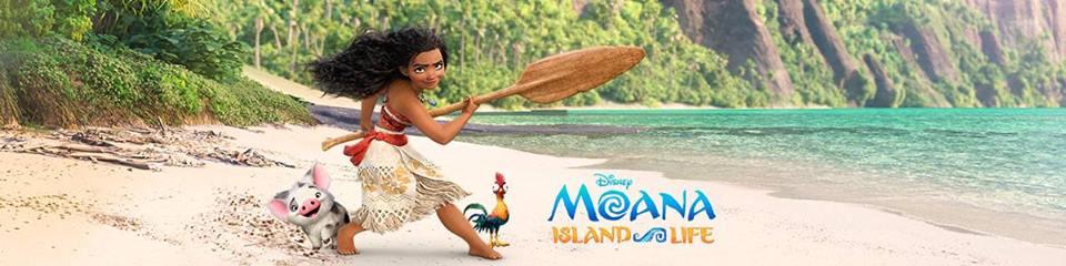 Moana Outdoor Movie Orlando