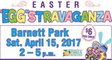 "Easter ""Egg""stravaganza at Barnett Park"