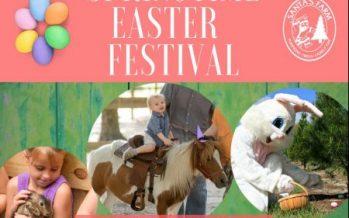 Santa's Farm Springtime Easter Festival
