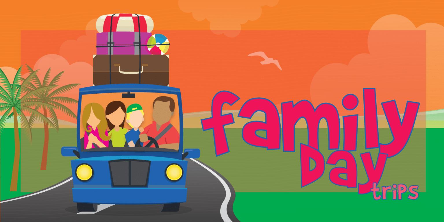 12 family day trip ideas