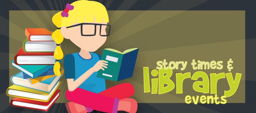 Library Story Time Events