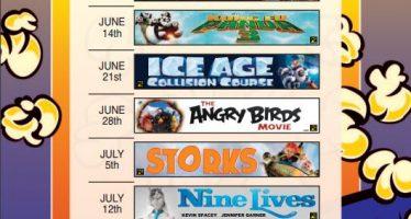 West Orange 5 Summer Movie Schedule
