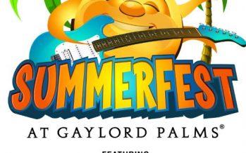 Orlando Gaylord Palms Summerfest