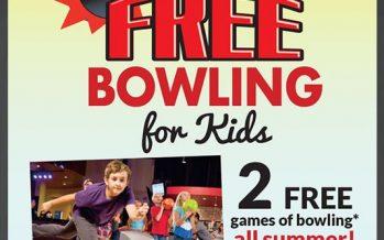 2017 Kids Bowl Free