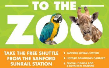 Choo Choo to the Zoo