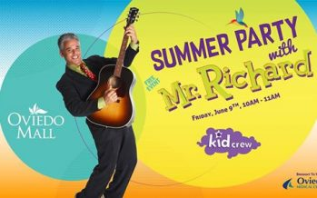 Mr. Richard Summer Party