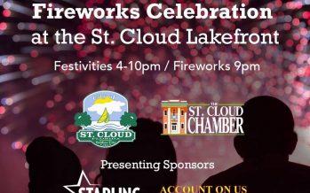 2017 St. Cloud Fireworks