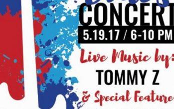 Blues Concert at Cranes Roost