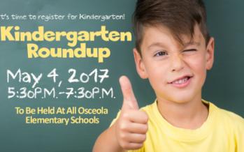 Kindergarten Roundup Osceola County