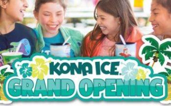 Kona Ice Ocoee Grand Opening