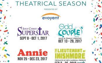 Garden Theatre Theatrical Season 2017-18