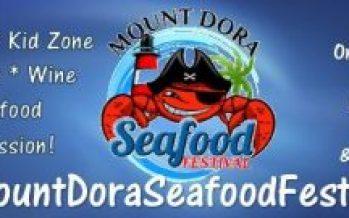 2017 Mount Dora Seafood Festival