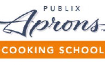Publix Aprons Cooking School