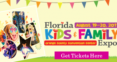 2017 Florida Kids and Family Expo Stage Schedule