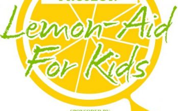 Lemon-Aid for Kids at Panera