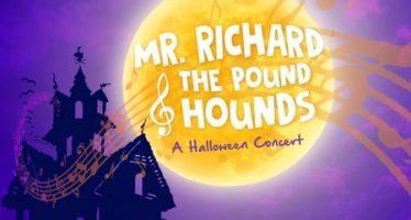 Mr. Richard Halloween Concert 2017