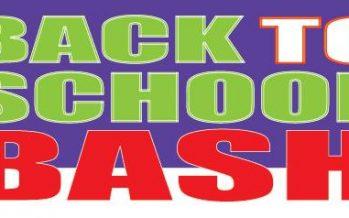 O2B Kids Back to School Bash